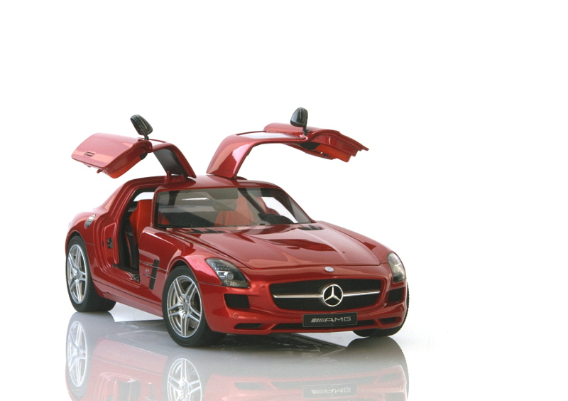 Mercedes benz sls revell hd 1 24 car forums and for Mercedes benz chat